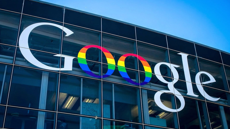 "Google 'dan ""Gay Marriage"" Gökkuşağı Sürprizi"